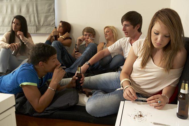 профилактика вредных привычек у подростков